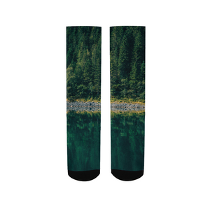 Crazy reflection Women's Socks
