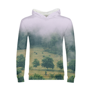 The Hiding Cow - Kids Hoodie