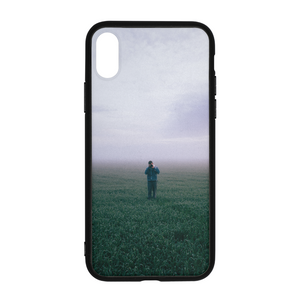 The Lonely Photographer iPhone X Case