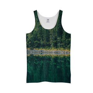 Crazy reflection Men's Tank