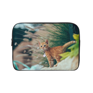 Cat Molly - Laptop Sleeve