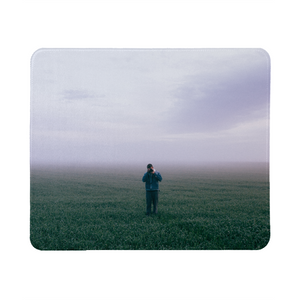 The Lonely Photographer Mouse Pad