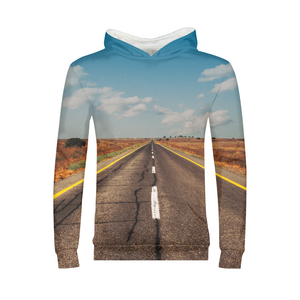 The Infinity Way - Kids Hoodie