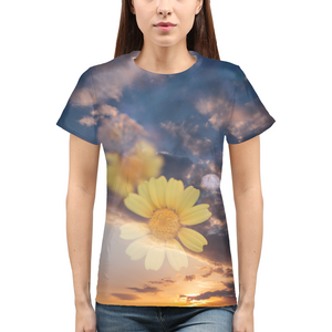 Flower Power - Womens T-Shirt