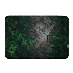 Breaking Ground Bath Mat