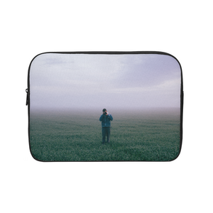 The Lonely Photographer Laptop Sleeve