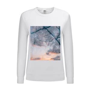 Sky Ground Women's Graphic Sweatshirt