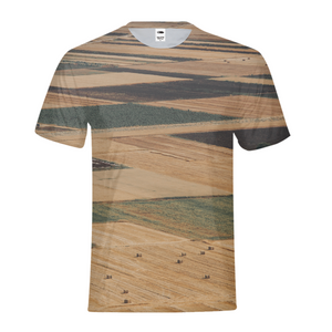 Yellow Fields Men's T-Shirt