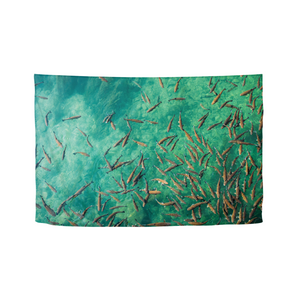 "Deep Water Tapestry 60""x40"""