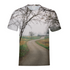 Foggy Trees Kids T-Shirt