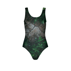 Breaking Ground Women's One-Piece Swimsuit