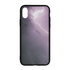 Purple Light iPhone X Case