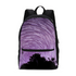 Dancing Stars Small Canvas Backpack