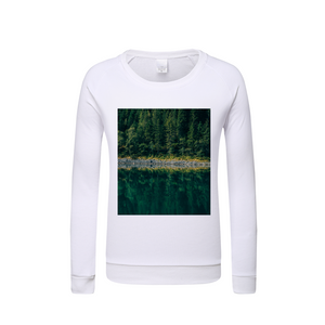 Crazy reflection Kids Graphic Sweatshirt
