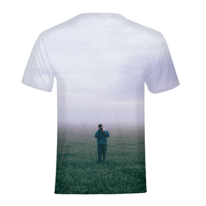 The Lonely Photographer Men's T-Shirt