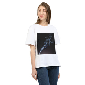Smoking Kills Women's Graphic Tee