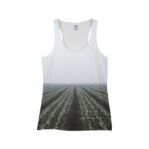 End of the field Women's Tank