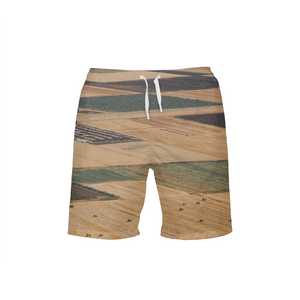 Yellow Fields Men's Swim Trunk