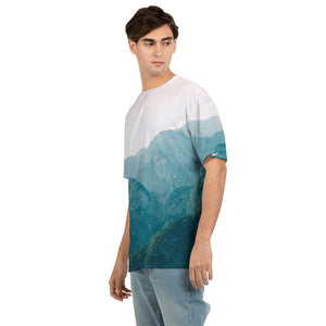 Mountain Tops - Men's T-Shirt