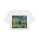 The Hiding Cow Women's Crop Top