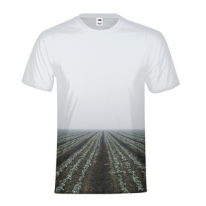 End Of The Field - Kids T-Shirt