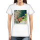 Cat Molly - Women's Graphic T-Shirt