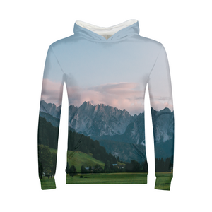 Touching The Void Kids Hoodie