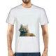 Cat&Forest Men's Graphic Tee