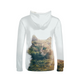 Cat&Forest - Womens Hoodie