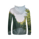 Forested Road Women's Hoodie