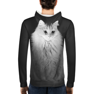 Lighting Cat - Mens Hoodie