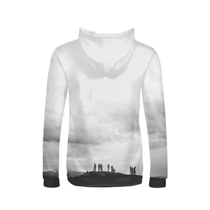 Mountain People - Womens Hoodie
