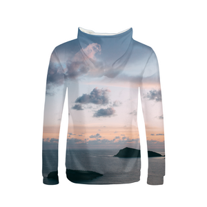 Cloudy Sunset Women's Hoodie