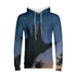 Catching The Moon - Mens Hoodie