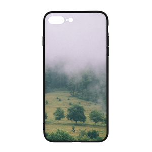 The Hiding Cow - iPhone 8 Plus Case