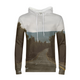 The Road Between The Forests - Mens Hoodie