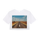 The Infinity Way Women's Crop Top