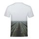 End Of The Field - Mens T-Shirt