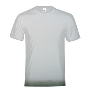 Foggy Field - Kids T-Shirt