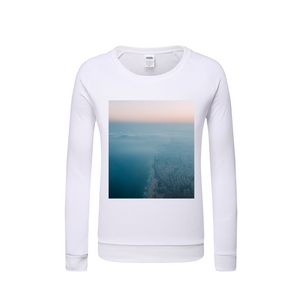 Top View Kids Graphic Sweatshirt