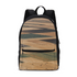 Yellow Fields Small Canvas Backpack