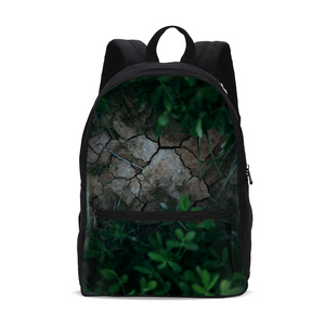 Breaking Ground Small Canvas Backpack