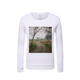 Foggy Trees Kids Graphic Sweatshirt