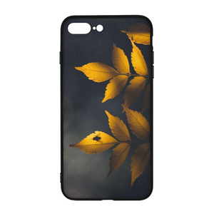 Yellow Leaves iPhone 8 Plus Case