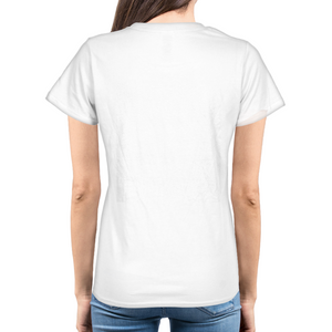 Foggy Forest Road Women's Graphic T-Shirt