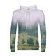 The Hiding Cow - Mens Hoodie