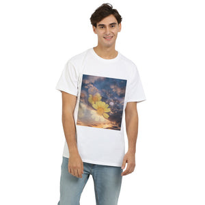 Flower Power Men's Graphic Tee