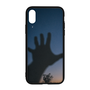 Catching The Moon - iPhone X Case
