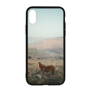Wild Horse iPhone X Case