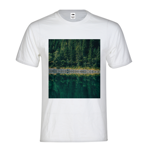 Crazy reflection Men's Graphic Tee